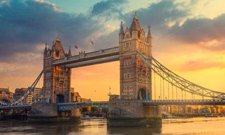 伦敦,等我回来!