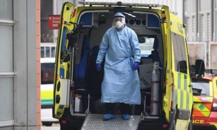 机密文件曝光:英政府早在去年已收到新冠病毒大爆发警告……