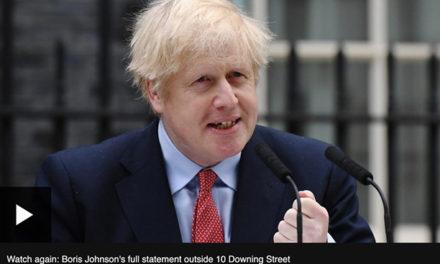首相重回唐宁街,英国再次繁忙起来?NHS负责人再次发出警告!