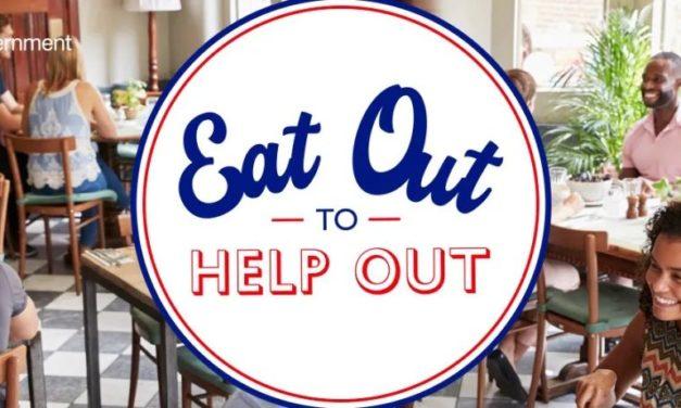 Eat out to help out计划攻略,出门吃饭比在家做饭还便宜?