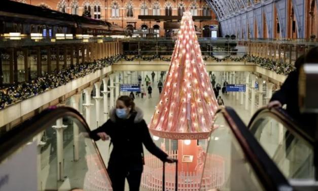 圣诞节旅游要小心安排行程!(附英国各地封锁规则总结)