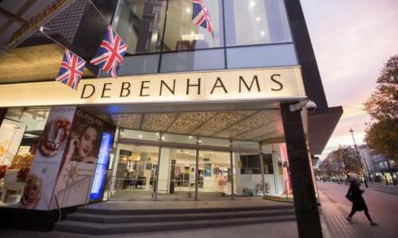 英国拥有200多年历史的百货公司DEBENHAMS倒闭!