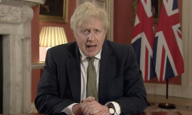 什么?英国又双叒叕宣布封锁了?这次最高级别封锁一个月!