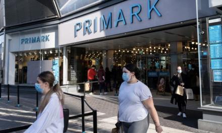Primark在英商店全部关闭!感染了新冠的人,可能获得至少五个月免疫。