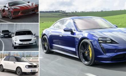 英国镜报评选的2020年十大汽车 !