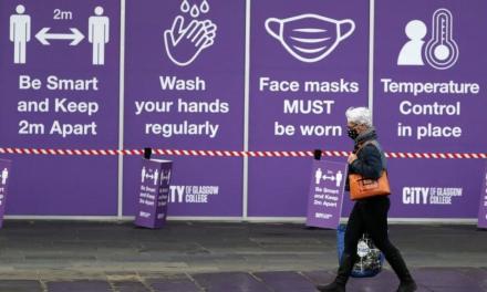 英国超一半人具有抗体,能否抵抗欧洲第三波疫情?附苏格兰解封计划