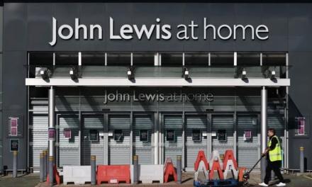 John Lewis的八家商店关闭,如今解封在即,他们将何去何从?
