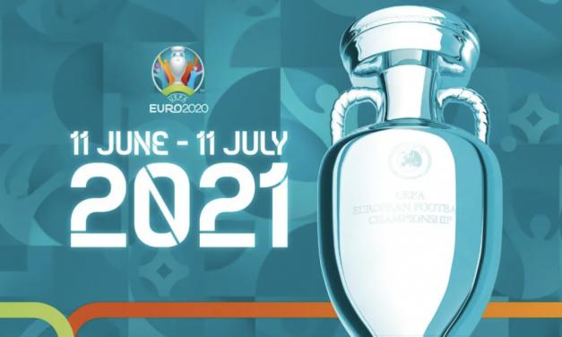 2020欧洲杯今晚开赛!