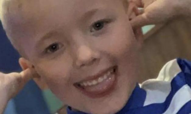 骇人听闻!6岁男孩惨遭亲身父亲用盐毒杀!