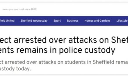 今日头条 中国留学生在英遇袭事件新进展。疫情导致的心理健康问题不容忽视!